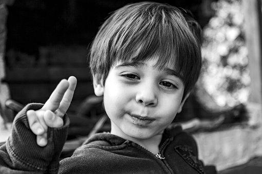 Children, Kids, Game, Fun, Smile, Young, Boy, Happy