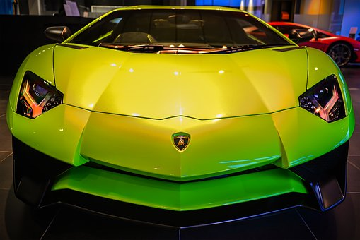 Lamborghini Aventador Sv, Lamborghini Aventador