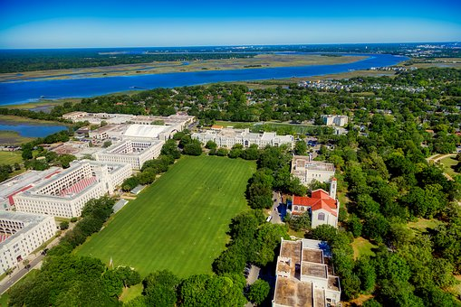 The Citadel, Military Academy, Landmark, Historic