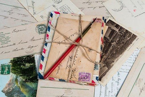 Old Postcards, Postcards, Vintage, Old, Memories, Send