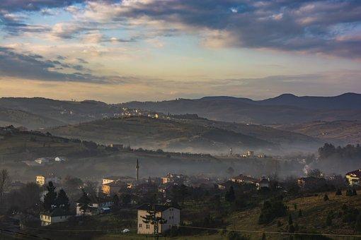Istanbul, Landscape, Turkey, Sky, Nature, Beautiful