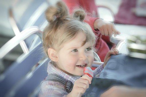 Child, Smile, Joy, Girl, Youth