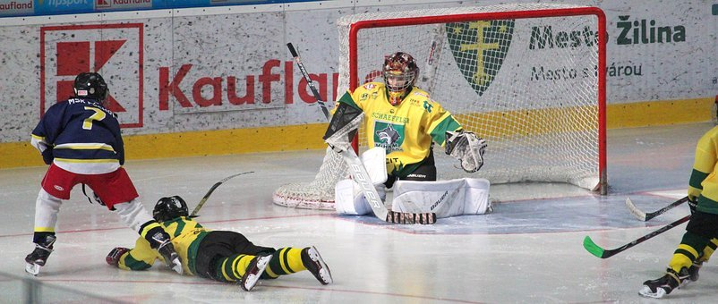 Hockey, Goalkeeper, Action, Attack, Hockey Player