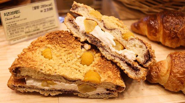 Bakery, Baggette, Tous Les Jours, Baguette Bread