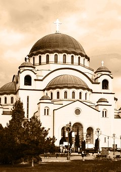 Belgrade, Serbia, Balkan, Europe, Architecture, City