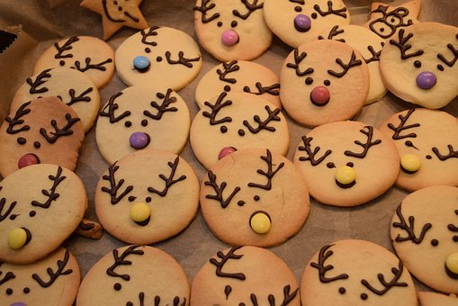 Cookies, Holidays, Decorating, Pastries, Burning