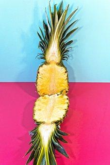 Pineapple, Sweetness, Delicious, Dessert, Food, Sweet