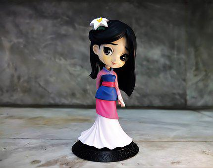 Young, Lady, Female, Girl, Disney, Film, Anime, Cartoon