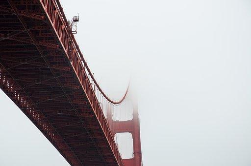 San Francisco, Golden Gate Bridge, America, California