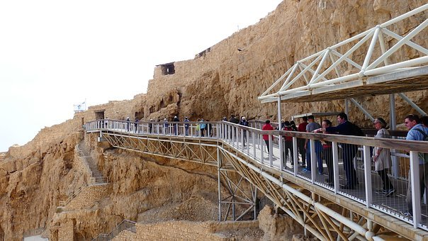 Israel, Travel, Tourism, East, Old, Ancient, Landscape