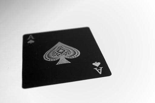Cards, Game, Poker, Casino, Gambling, Play, Spade