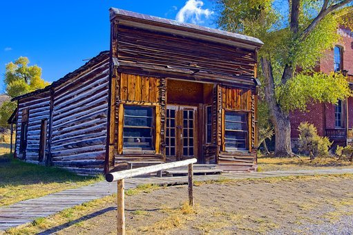 City Drug In Bannack, Henry Plummer, Road Agents