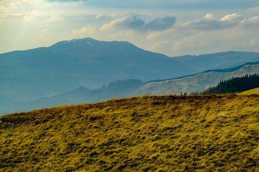 Scotland, Britain, Landscape, Nature, Sky, Uk, Clouds