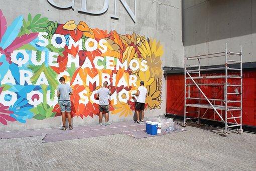Tag, Street Art, Painting, Wall, Decor
