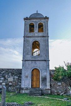 Tower, Ancient, Medieval, Castle, Tourism, Culture
