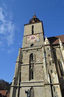 The Black Church, Romania, Brasov, Architecture