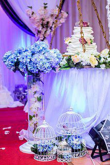 Cake, Wedding, Decoration, Dessert, Celebration