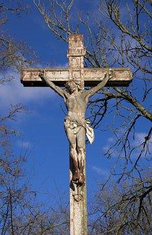 Religion, Cross, Christianity, Christ, Spirituality