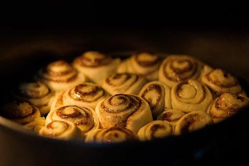 Food, Cinnamon Rolls, Cinnamon, Brown Sugar, Baking