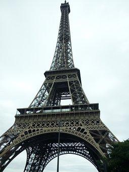 Eiffel Tower, Paris, France, Places Of Interest