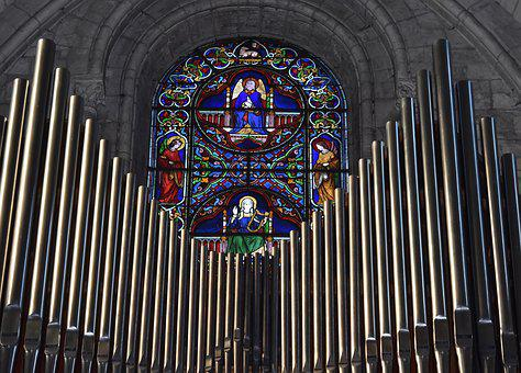 Organ, Musical Instrument, Religious