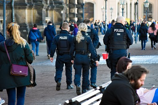Security, Europe, Police, Patullando The Streets