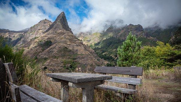 Madeira, Mountains, Portugal, Summit, Tourism