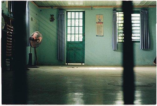 Room, Window, Sunny, Dust, Old, Indoor, Sunshine
