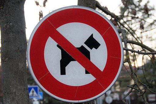 Brand, Ban, Input, Dogs, Prohibited, Signs, Icon, Dog