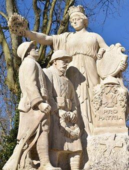 Monument, Statue Stone, Monument Amboise