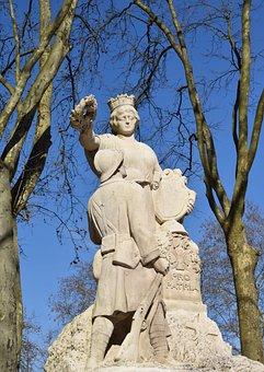 Monument, Stone Monuments, Statue, Monument Amboise