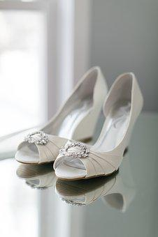 Shoes, High Heels, Wedding, Wedding Shoes