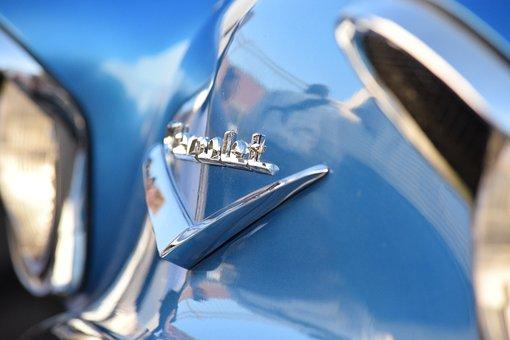 Chevrolet, Antique Car, Vintage, Automobile, Classic