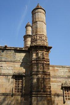 Jama Masjid, Champaner-pavagadh, Archaeological Park