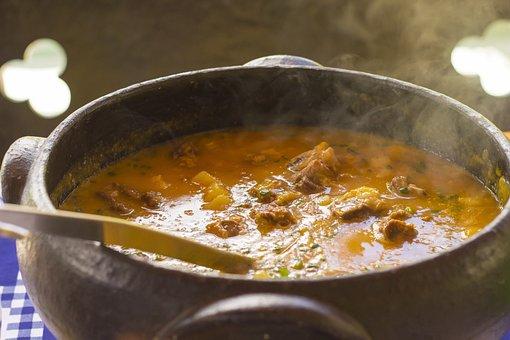Food, Manioc, Hot, Texture, Aroma, Energy, Appetite