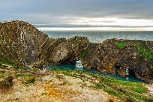 Rock, Formation, Geology, Jurassic Coast, Dorset