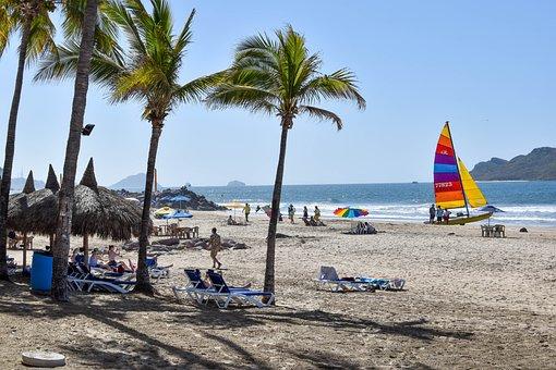 Beach, Fun, Ocean, Holiday, Nature, Sun, Sea, Sand