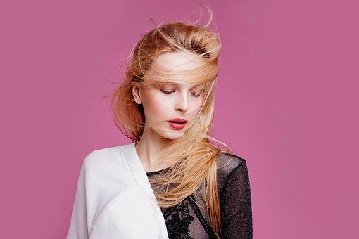 Girl, Blonde, Portrait, Woman, Beauty, Person, Man