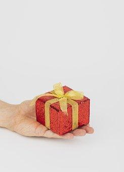 Anniversary, Background, Birthday, Bow, Box, Celebrate