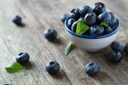 Blueberries, Background, Health, Vitamins, Fruit