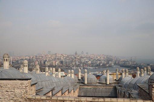 Süleymaniye, Dome, Baths, Turkish Bath, Fatih, Istanbul