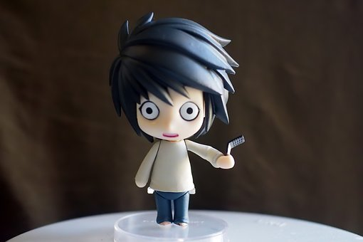 Toy, Figurine, Young, Male, Boy, Japanese, Anime