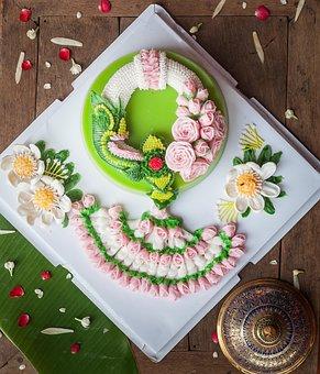 Cake, Cake Thai, Candy Thailand