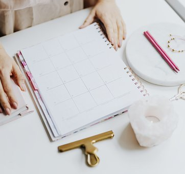 Agenda, Book, Calendar, Copyspace, Daily, Daily Planner