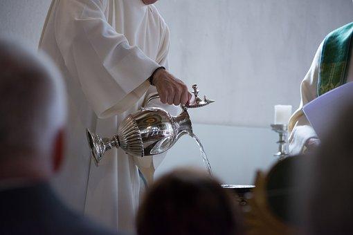 Baptism, Church, Christian, Religion, Holy