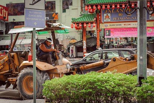 Malaysia, Kuala Lumpur, Capital, City, People, Help