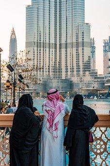 Uae, Dubai, City, Arab, Emirates, Metropolis