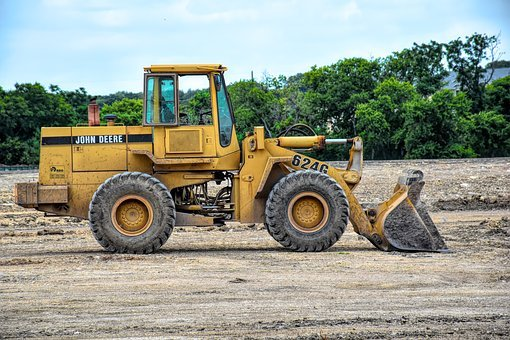 Loader, Heavy Equipment, Vehicle, Work, Equipment