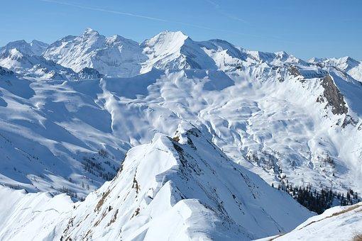 Nature, Landscape, Mountains, Mountain World