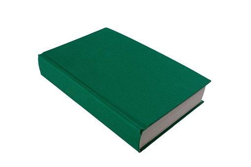 Book, Tom, Green, On White, Training
